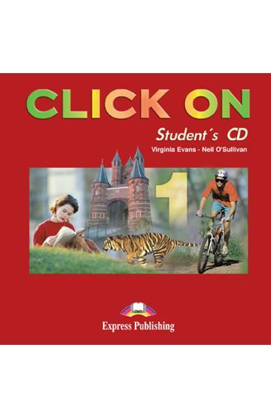 Curs lb. Engleza Click On 1 Audio CD elev 978-1-84216-696-3