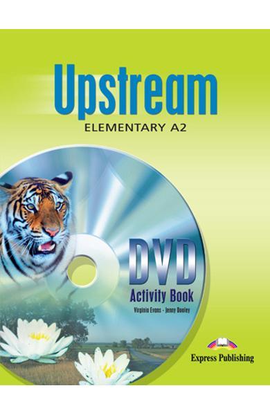 Curs limba engleza Upstream Elementary DVD la caietul elevului 978-1-84679-193-2