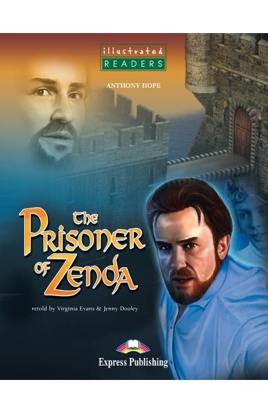 LITERATURA ADAPTATA PT. COPII BENZI DESENATE THE PRISONER OF ZENDA SET CU AUDIO CD ( CARTE + AUDIO CD ) 978-1-84466-279-1