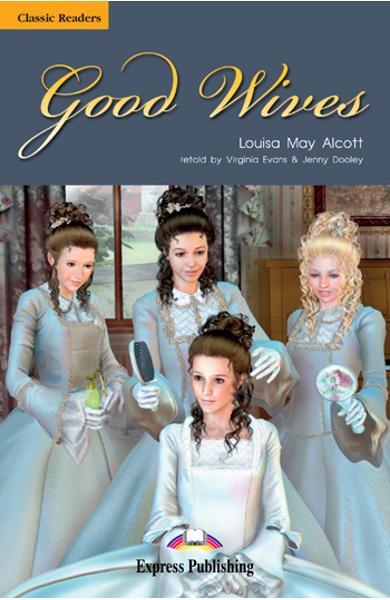 Literatura adaptata pt.copii - Good Wives 978-1-84862-996-7