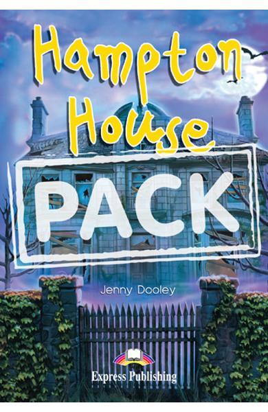 LITERATURA ADAPTATA PT. COPII HAMPTON HOUSE SET CU AUDIO CD ( CARTE + AUDIO CD ) 978-1-84466-780-2