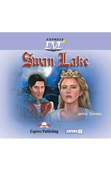 LITERATURA ADAPTATA PT. COPII SWAN LAKE DVD 978-1-84558-787-1