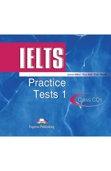 Teste lb. engleză ielts practice tests 1 audio cd (set 2 cd)
