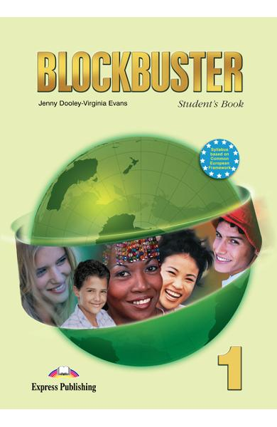 Curs limba engleză Blockbuster 1 Manualul elevului