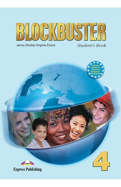 Curs limba engleză Blockbuster 4 Manualul elevului