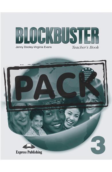 Curs limba engleză Blockbuster 3 Pachetul profesorului