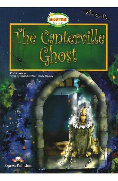 Literatură adaptată pt. copii The Canterville Ghost