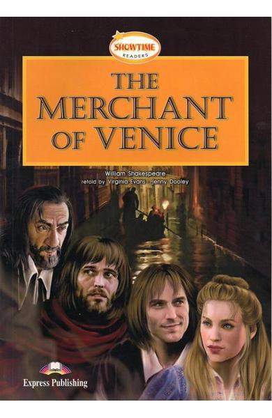 LITERATURA ADAPTATA PT. COPII THE MERCHANT OF VENICE CU CROSS-PLATFORM APP. 978-1-84679-363-9