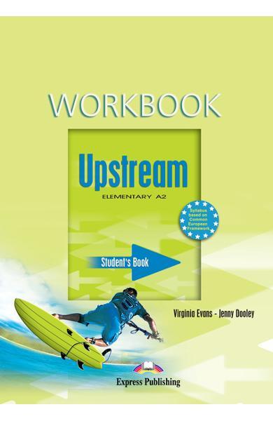 Curs limba engleză Upstream Elementary Caietul elevului