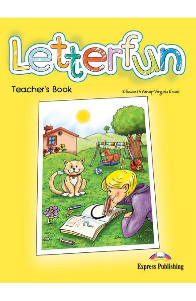 Curs limba engleză Letterfun Manualul profesorului