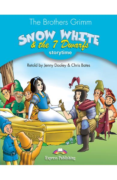 LITERATURA ADAPTATA PT. COPII SNOW WHITE AND THE SEVEN DWARFS CARTEA PROFESORULUI 978-1-84558-089-6