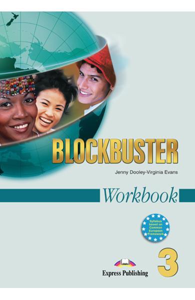 Curs limba engleză Blockbuster 3 Caietul elevului