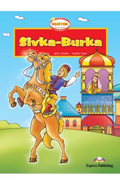 Literatura adaptata pt.copii - Sivka Burka 978-0-85777-177-3