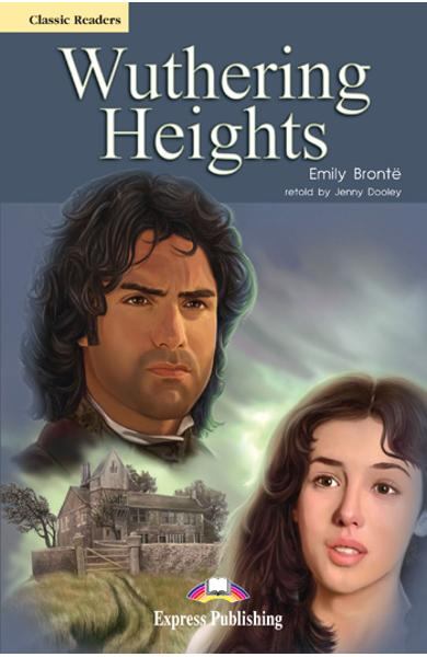 LITERATURA ADAPTATA PT. COPII WUTHERING HEIGHTS 978-1-84679-831-3