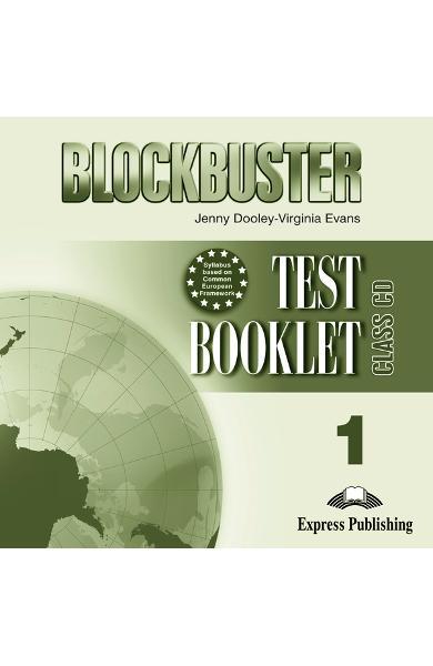 Curs limba engleză Blockbuster 1 CD-ROM Teste