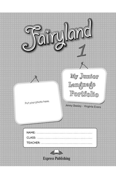 Curs limba engleza Fairyland 1 My Language Portfolio