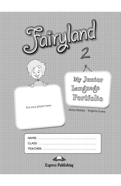 Curs limba engleza Fairyland 2 My Language Portfolio