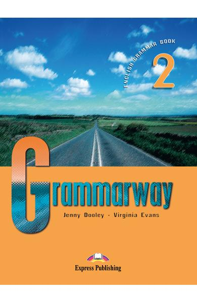 Curs de gramatică limba engleză Grammarway 2 Manualul elevului 978-1-84466-596-9