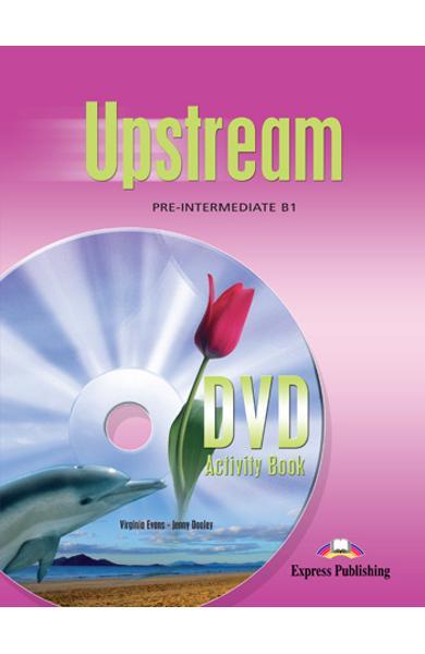 Curs limba engleza Upstream Pre-Intermediate DVD la caietul elevului 978-1-84679-203-8