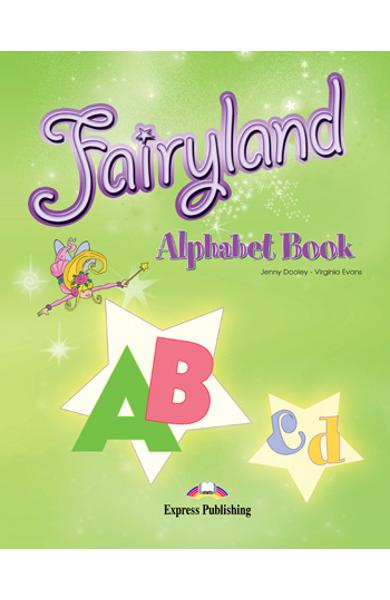Curs limba engleză Fairyland 3 Alphabet Book