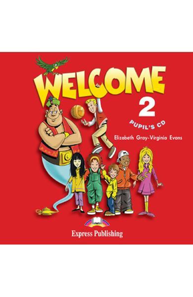 Curs limba engleza Welcome 2 CD elev 978-1-903128-27-5