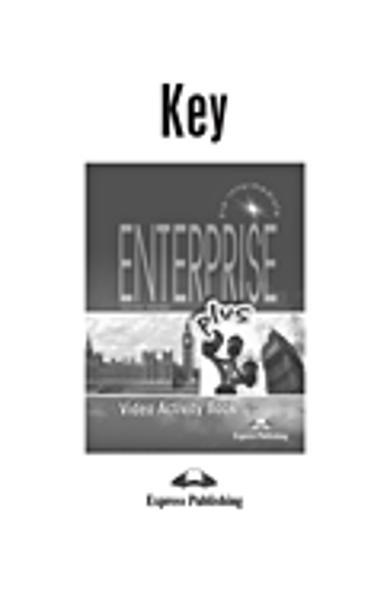 Curs lb. engleza Enterprise Plus Key 978-1-84325-876-6