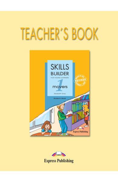 Teste limba engleză Skills Builder Movers 1 Manualul profesorului editie veche