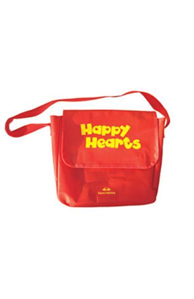 Curs limba engleza - Happy Hearts Starter - Geanta profesorului rosie 978-1-4715-0733-5