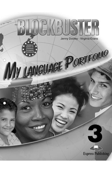 Curs limba engleză Blockbuster 3 My Language Portfolio