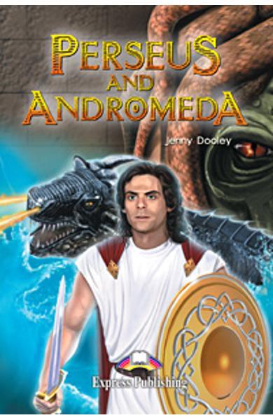 Literatura adaptata pt. copii Perseus and Andromeda 978-1-84325-156-9