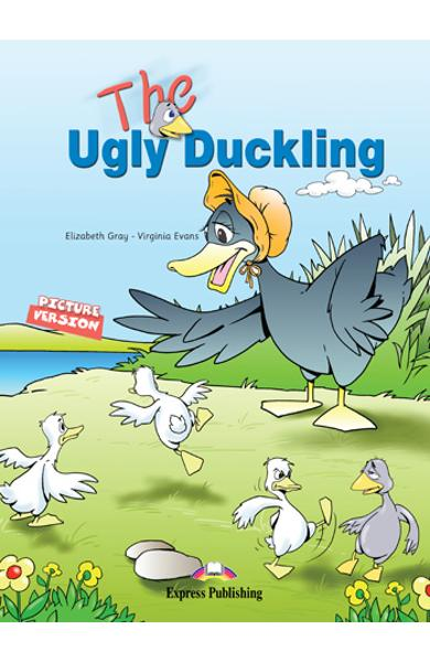Literatura adaptata pt. copii The Ugly Duckling 978-1-84679-640-1