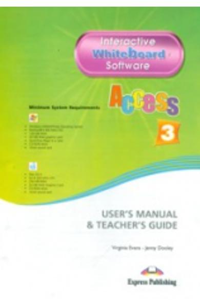 Curs limba engleza Access 3 Ghidul profesorului pt. tabla interactivă