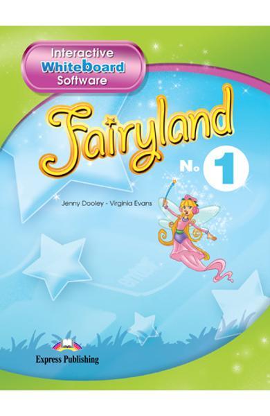 Curs limba engleză Fairyland 1 Soft pentru tabla interactivă