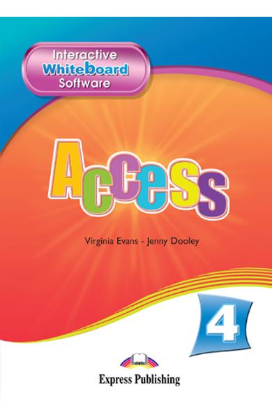 Curs limba engleză Access 4 Software pentru tabla interactivă
