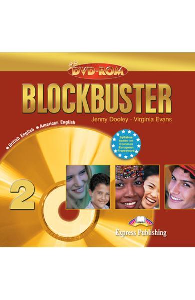 Curs limba engleză Blockbuster 2 DVD-ROM