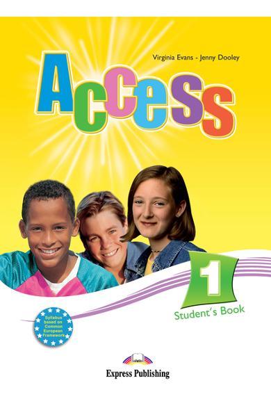 Curs limba engleză Access 1 Manualul elevului