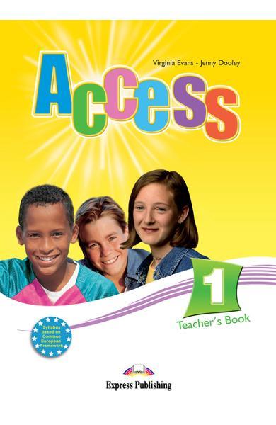 Curs limba engleză Access 1 Manualul profesorului