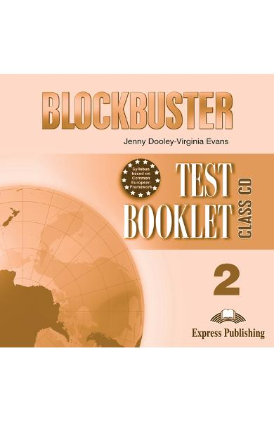 Curs limba engleză Blockbuster 2 CD-ROM cu teste