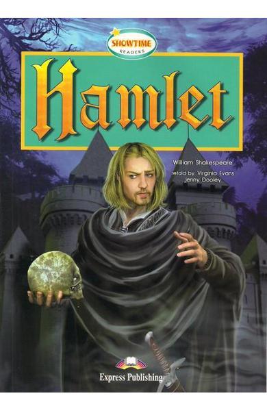 Literatură adaptată pt. copii Hamlet