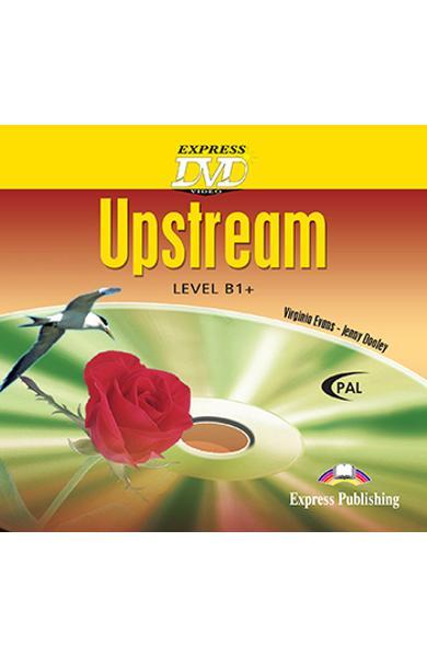 Curs limba engleza Upstream B1+ DVD 978-1-84679-415-5