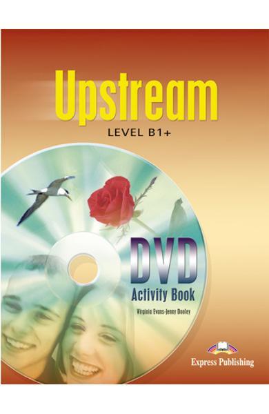 Curs limba engleza Upstream B1+ DVD la caietul elevului 978-1-84679-417-9