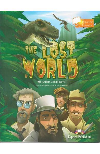 LITERATURA ADAPTATA PT. COPII THE LOST WORLD 978-1-84679-911-2