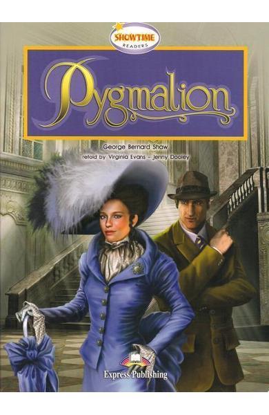 Literatură adaptată pentru copii Pygmalion