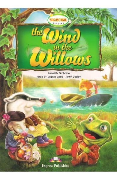 Literatură adaptată pt. copii the wind in the willows cu cd