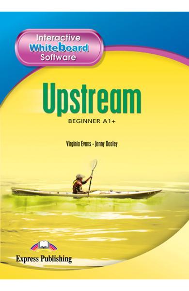 Curs limba engleza Upstream Beginner Software pentru tabla magnetica interactiva 978-1-84679-949-5