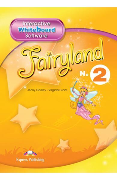 Curs limba engleză Fairyland 2 Soft pentru tabla interactiva