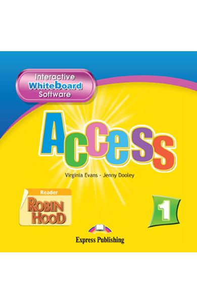 Curs limba engleză Access 1 Software pentru tabla interactivă