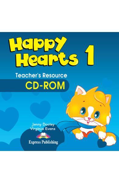 Curs limba engleză Happy Hearts 1 CD-ROM