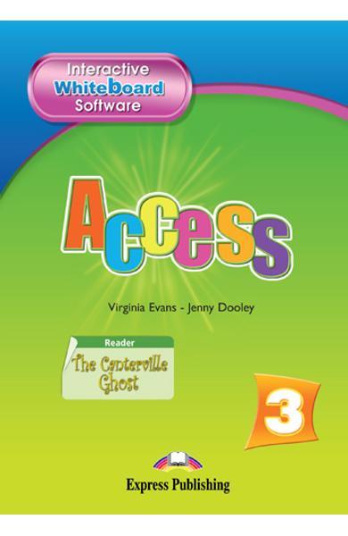 Curs limba engleză Access 3 Software pentru tabla interactivă
