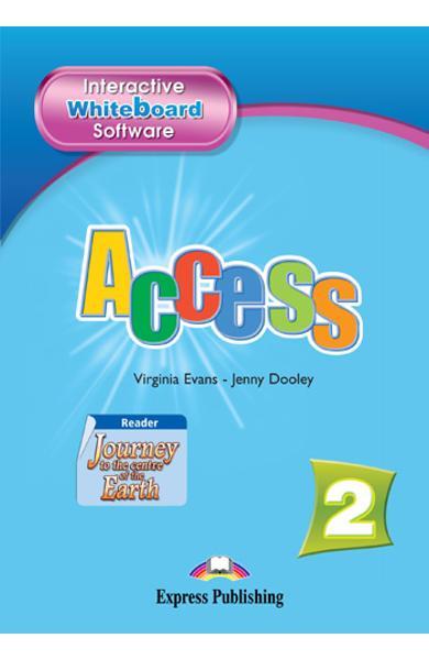 Curs limba engleză Access 2 Software pentru tabla interactivă